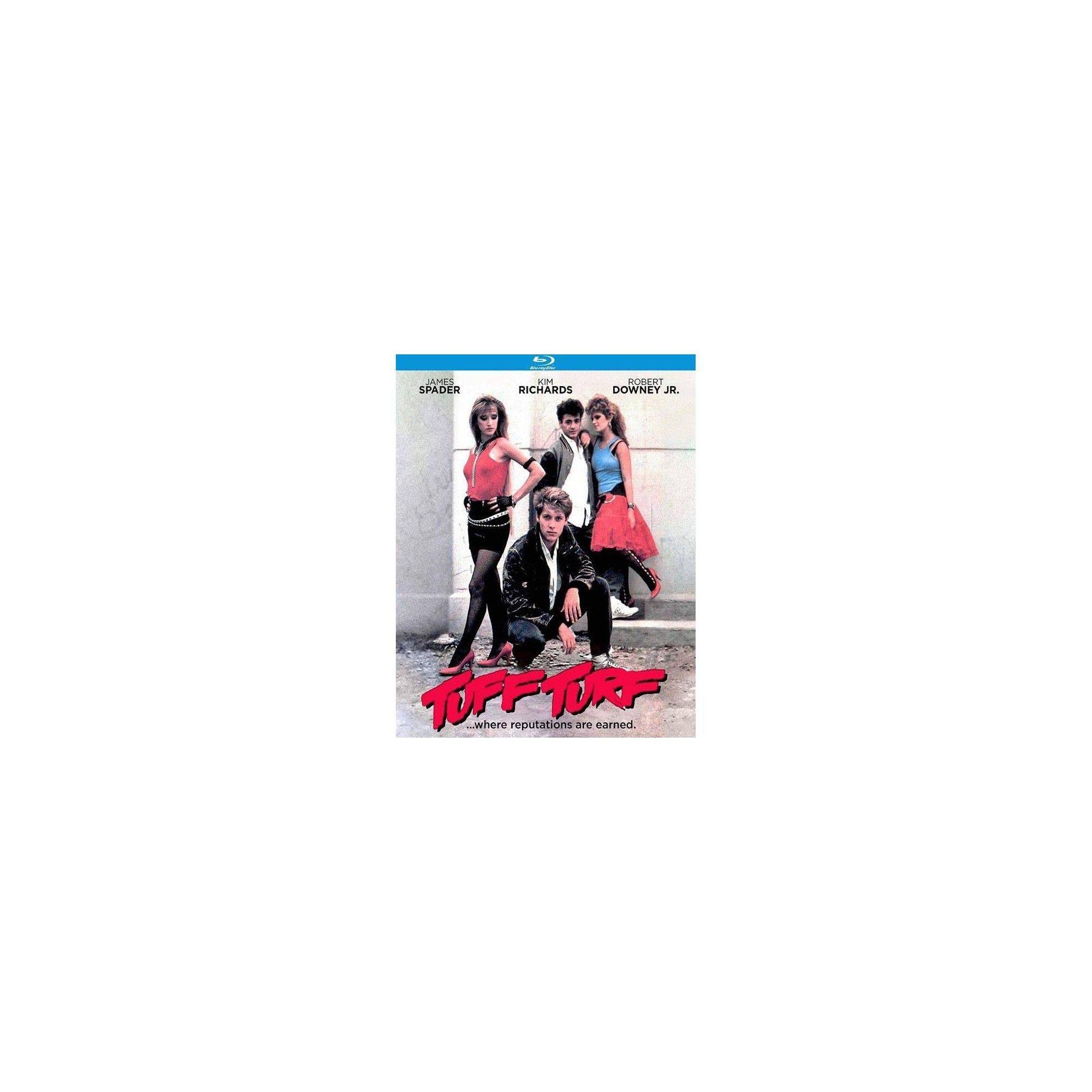 Tuff Turf (Blu-ray), Movies