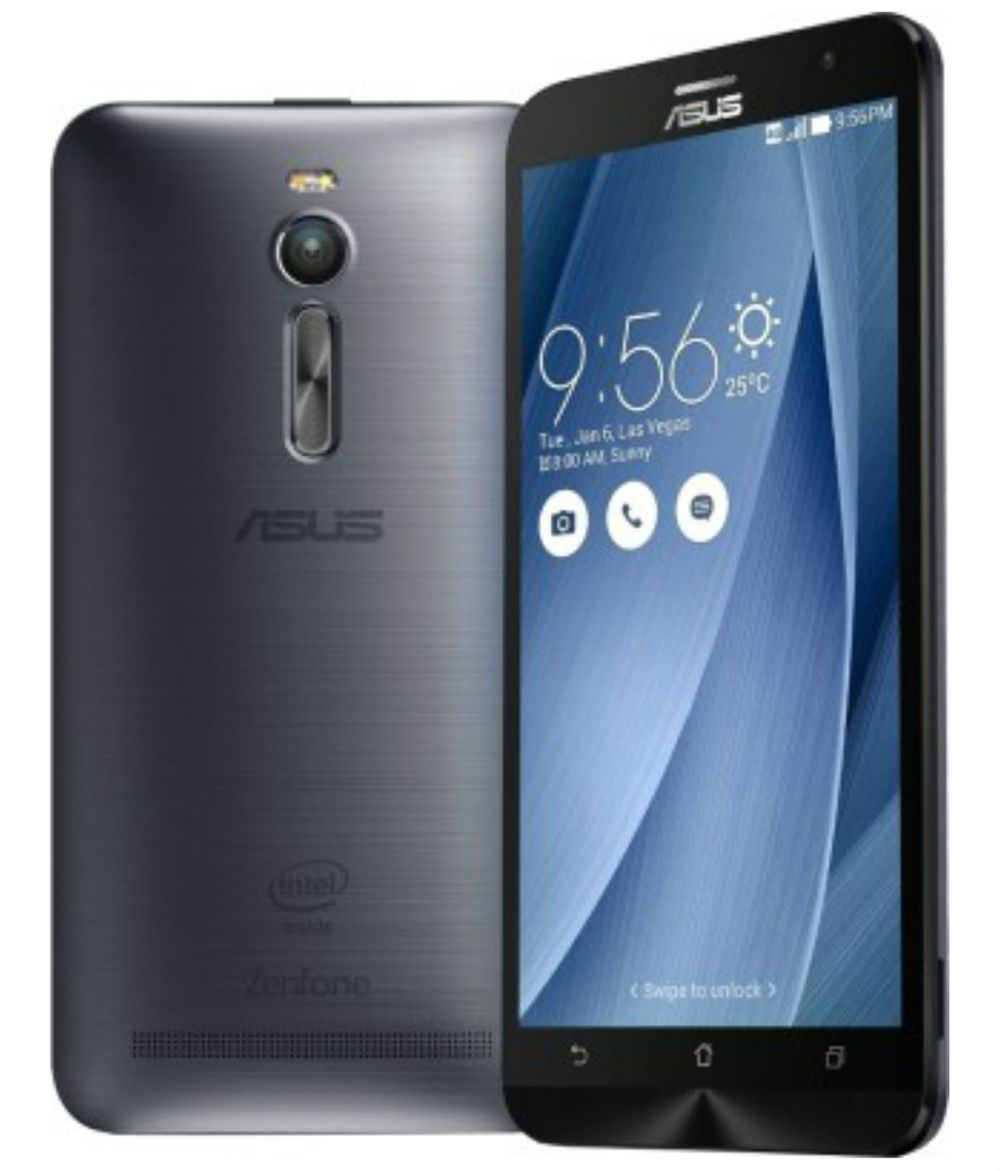 Asus Zenfone 2 Blue 4gb 32gb 23ghz Quad Core 55 Fhd Screen Selfi Zd551kl 4g Lte Android 50 Smartphone