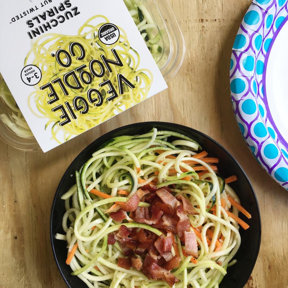 Summer Zucchini Spirals Slaw – Ceces® Veggie Co.