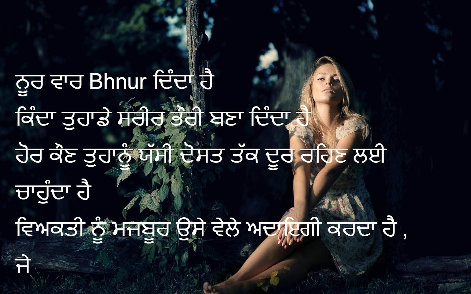 Punjabi Love Shayari Wallpaper Hd Wallpaper sportstle