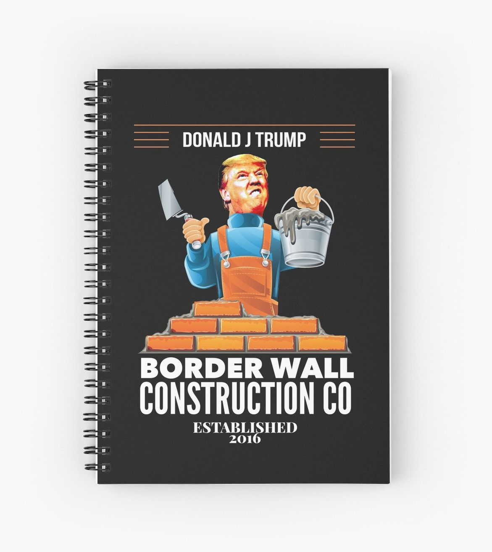 Build A Wall Pro Donald Trump President