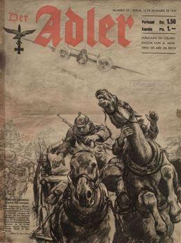 Picture for Der Adler №25 16 Diciembre 1941 (reup)