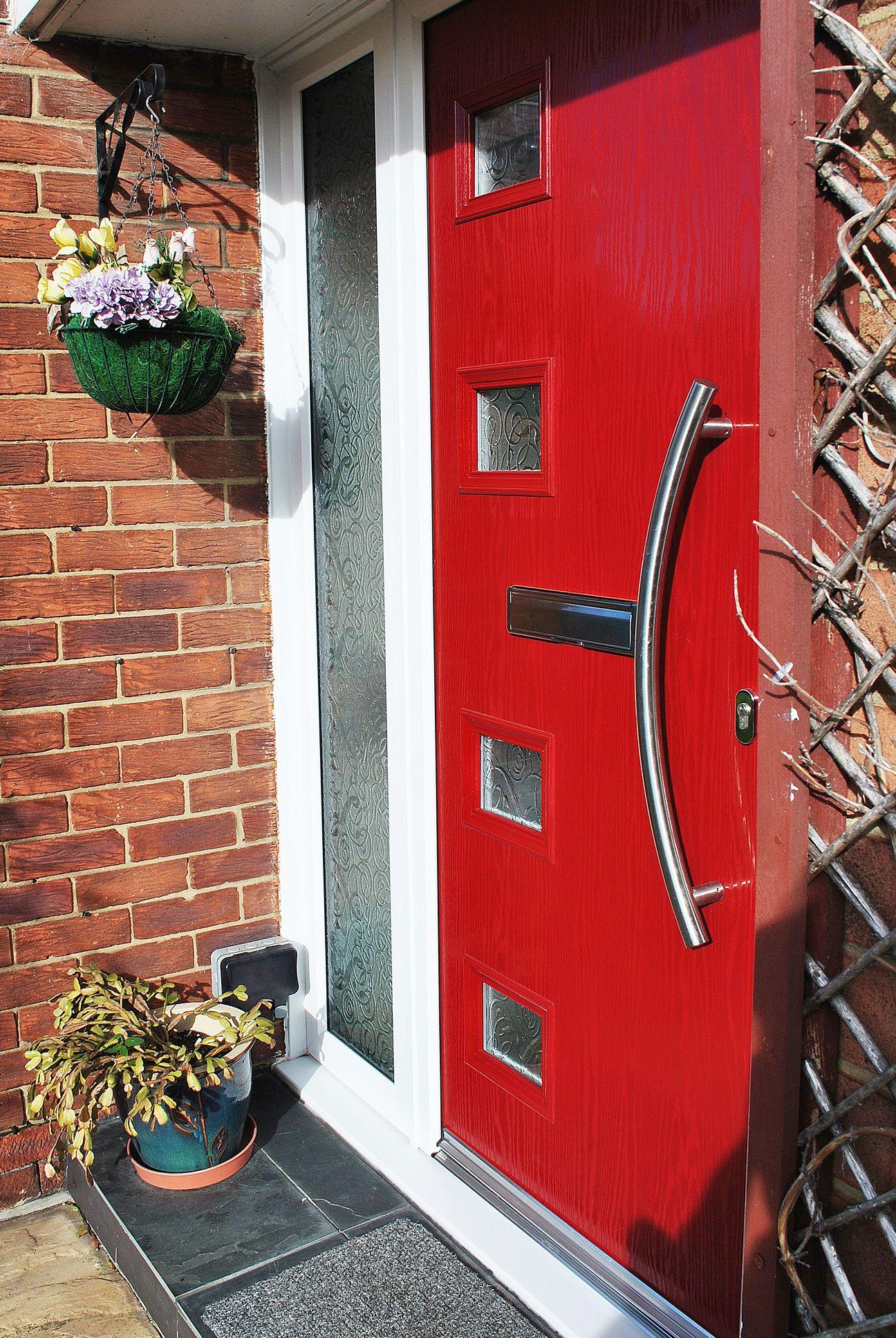 Replacement Modern Upvc Door Panels