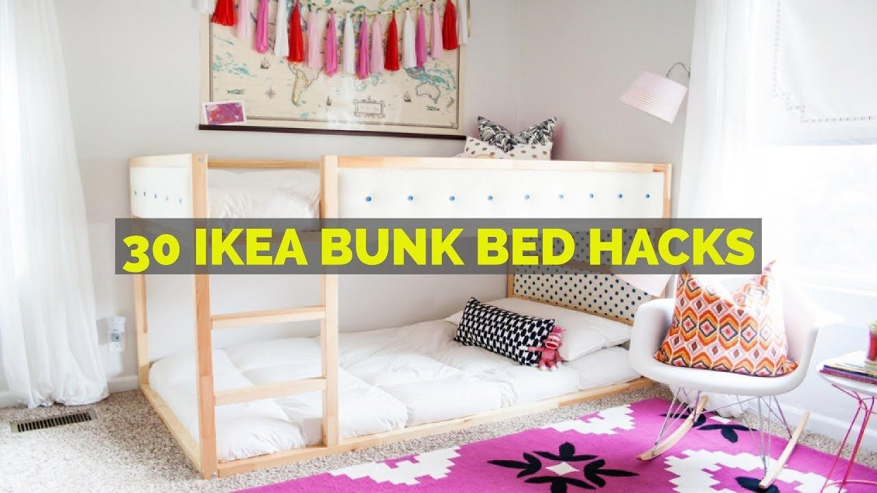 30 Ikea Bunk Bed Hacks Home Decor Ideas In 2018 Pinterest Cama