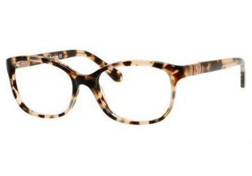 0772418076f Gorgeous tortoise shell pattern! (Kate Spade Josette Prescription Glasses)  Prescription Glasses Frames