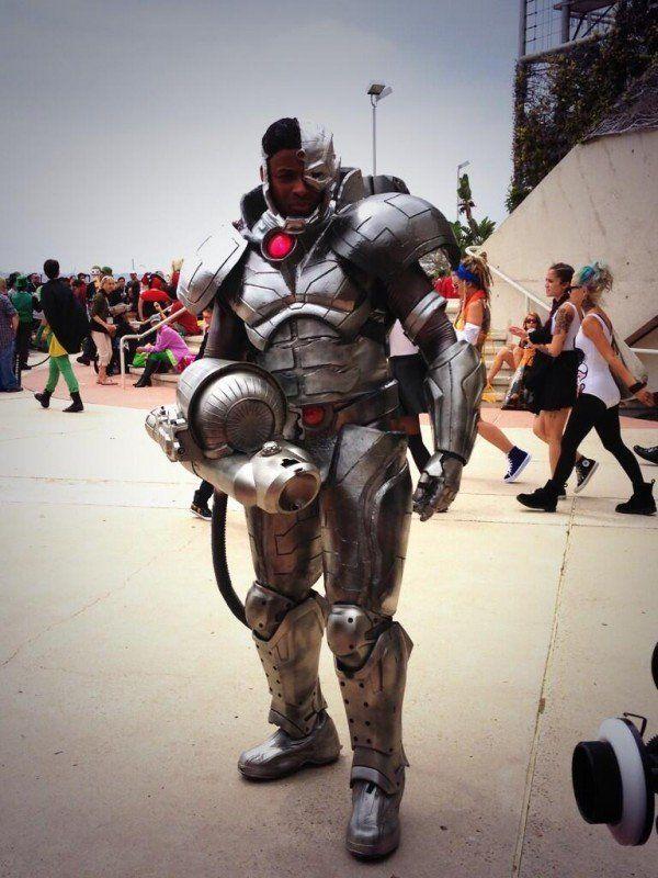Cyborg | TT | Comic Con 2013