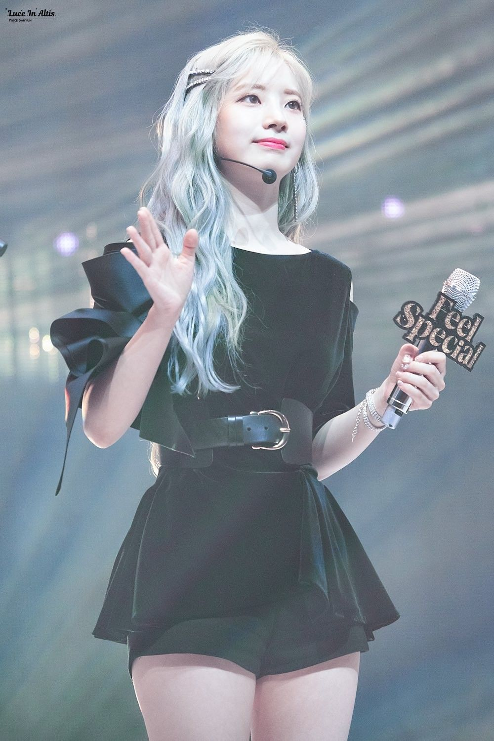 Dahyun Feel Special Outfit : dahyun, special, outfit, 190923, TWICE, 'Feel, Special', Showcase, #Dahyun, #Twice, ダヒョン,, Kポップ,, トゥワイス