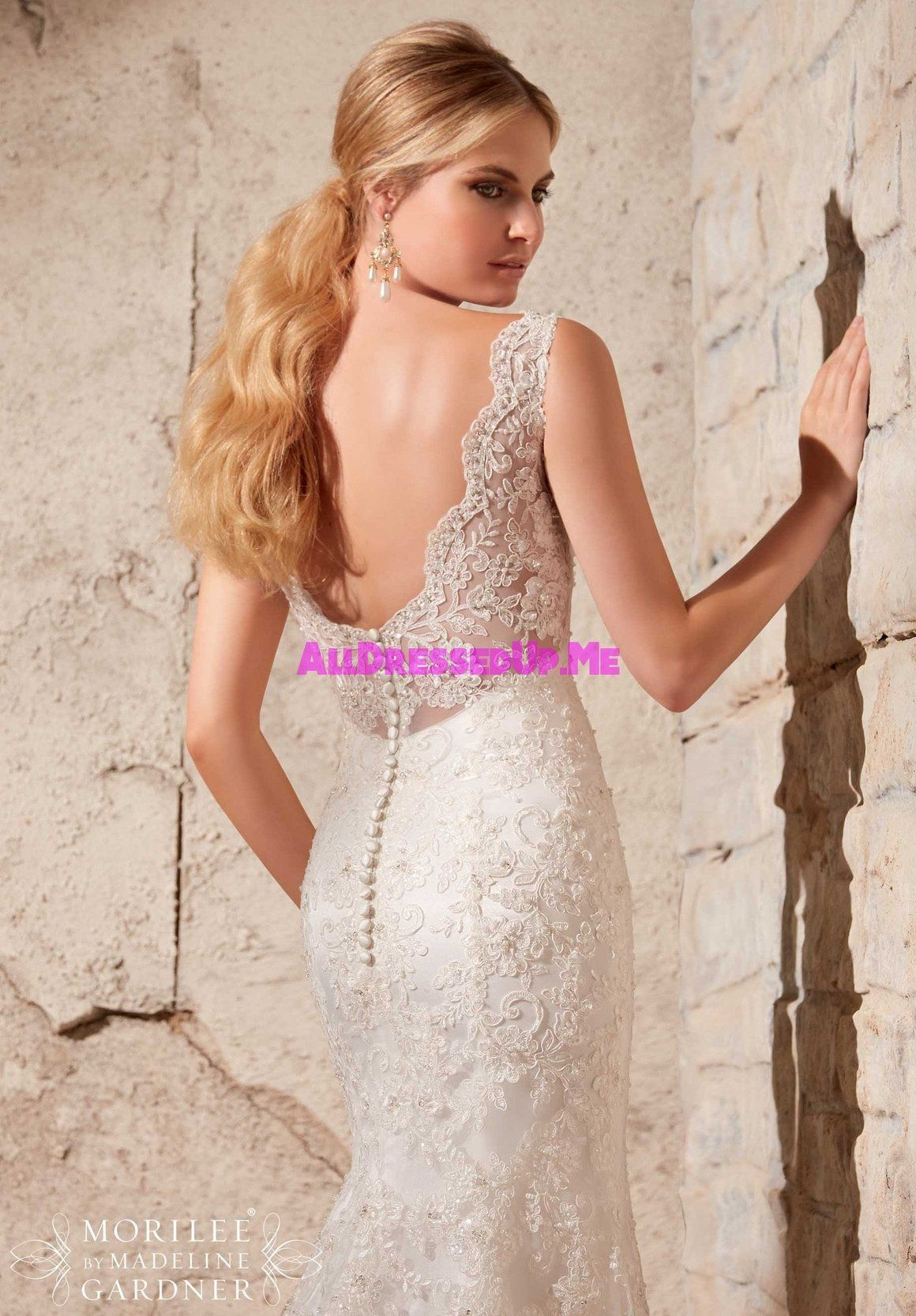 Morilee all dressed up bridal gown vestido de noiva