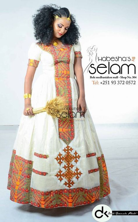 Habesha Dress