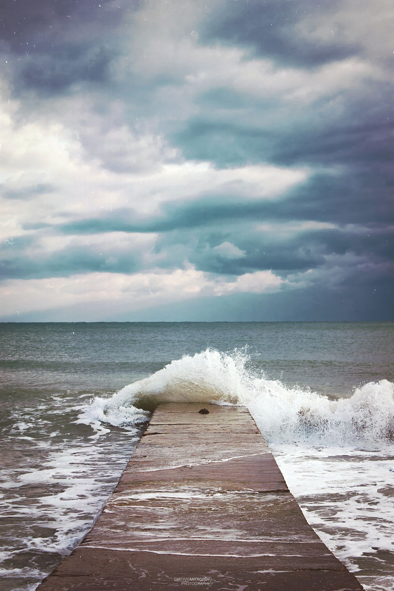 Black Sea, south-eastern Europe by Dmitry Antropov