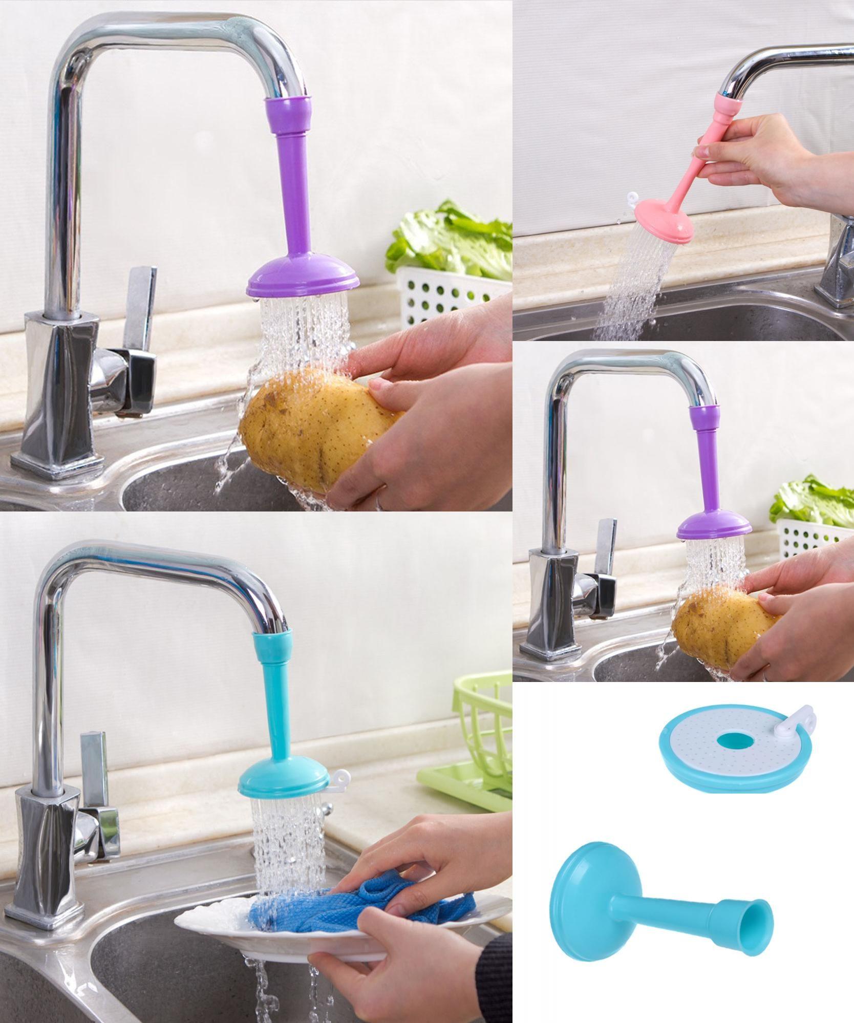 Visit to Buy] Kitchen creative water saving kitchen faucet ...