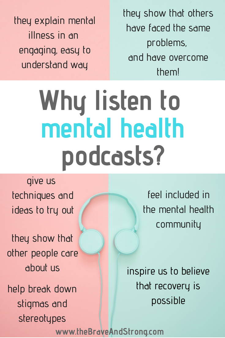 Best Mental Health Podcasts Check Them Out Now 2019 Interesting