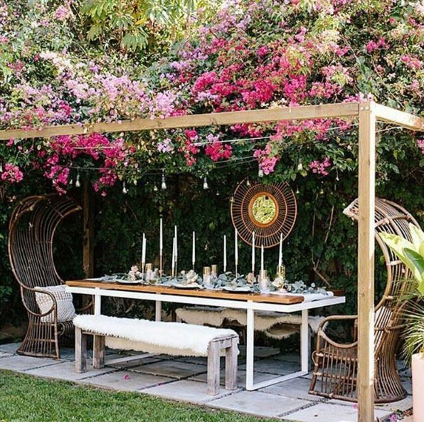 7 Affordable Landscaping Ideas For Under 1 000: We Love Nothing More Than A Dinner Party On The Weekend
