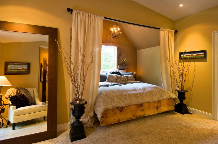 #Schlafzimmer 2018 35 Erstaunliche Kleine Raum Alkoven Betten #schlafzimmer  #Innendekoration #