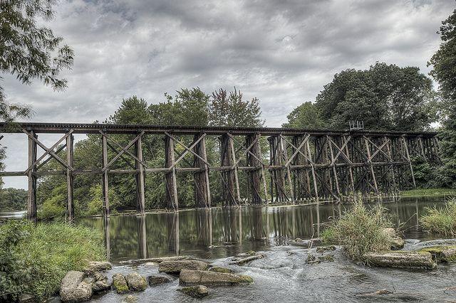 Hamilton Railroad Trestle