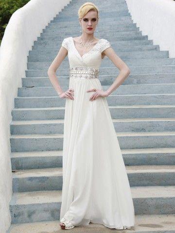 white wedding dresses  -women's fashion and love
