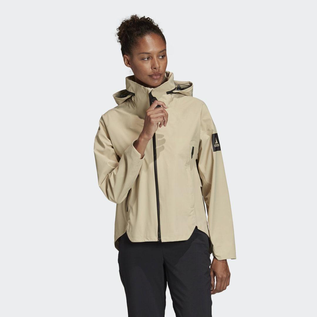 Pin On Products Rain Jacket Jackets Adidas