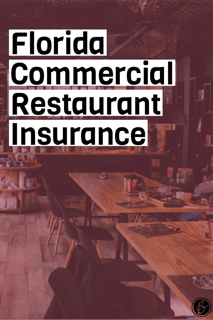 Commercial Insurance Restaurant Restaurant insurance