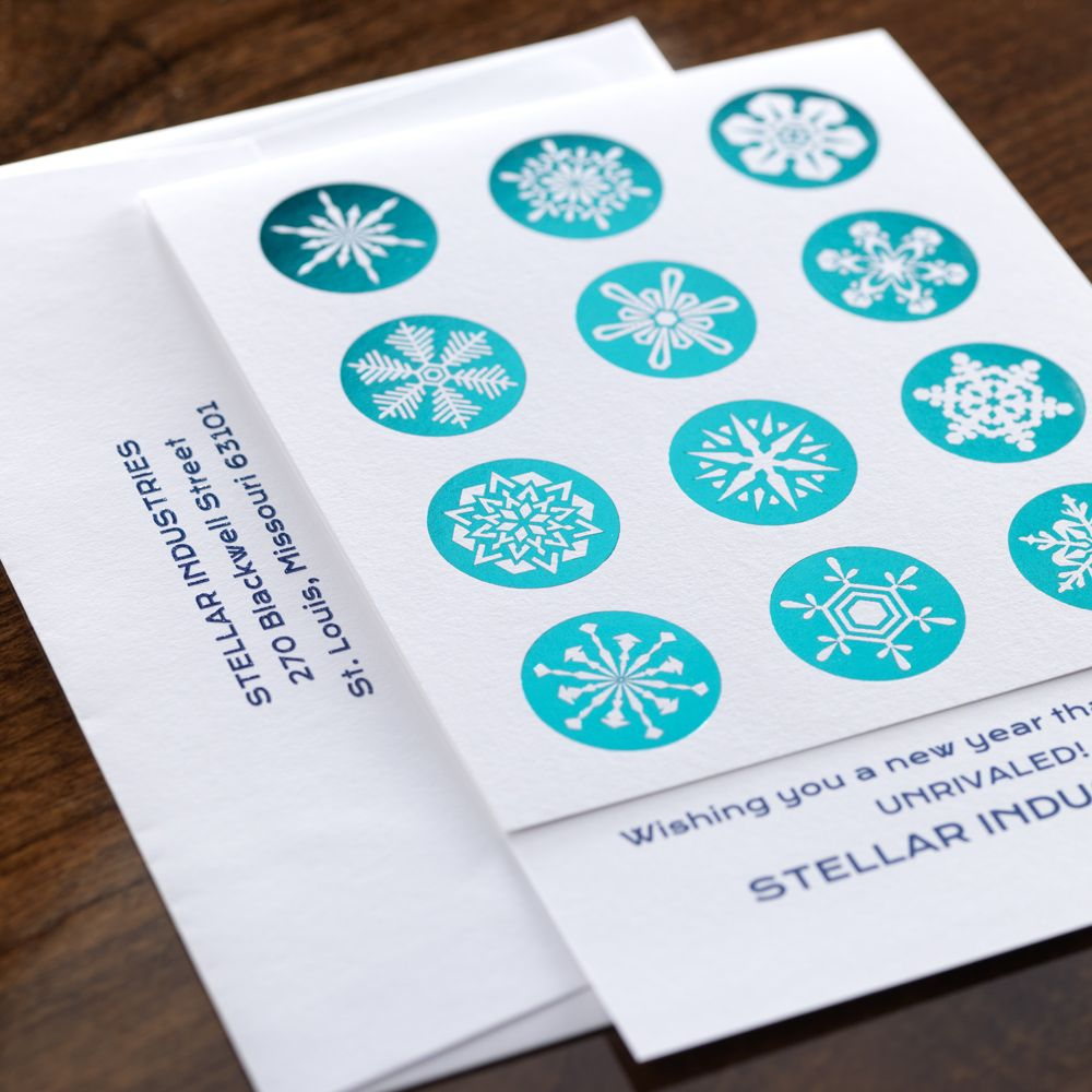 Unrivaled Corporate Holiday Card by Checkerboard Ltd. | HOLIDAY ...