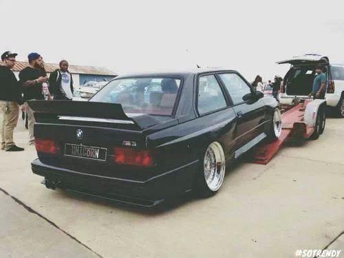 E30 //M3...