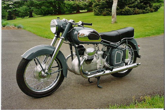 1954 Victoria Bergmeister For Sale Vintage Motorcycles Classic