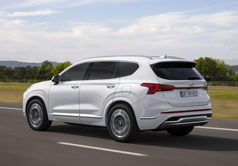 Hyundai Santa Fe Gets Heavy Revisions For 2020 Hyundai Cars Hyundai Santa Fe Hyundai