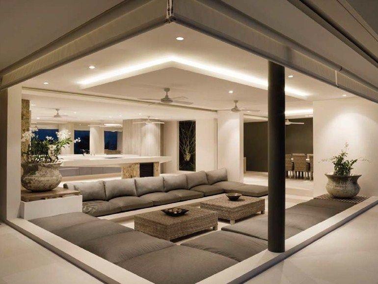 Led Ceiling Built In Spotlight Zero R14 By Flexalighting Living