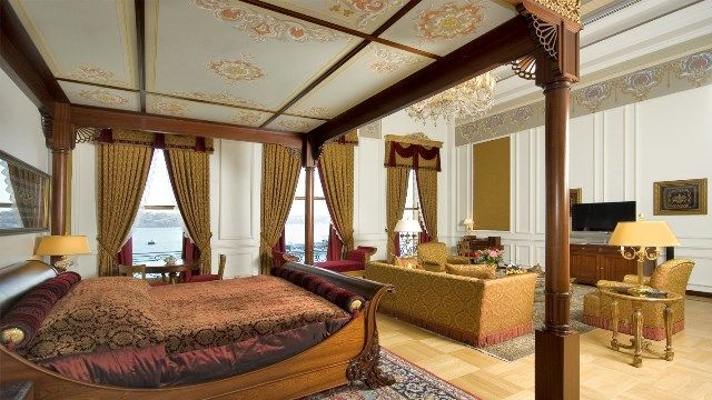 Expensive Bedrooms Enchanting Turkey's Most Expensive Hotels  Turkish Travel Blog  Palace Inspiration