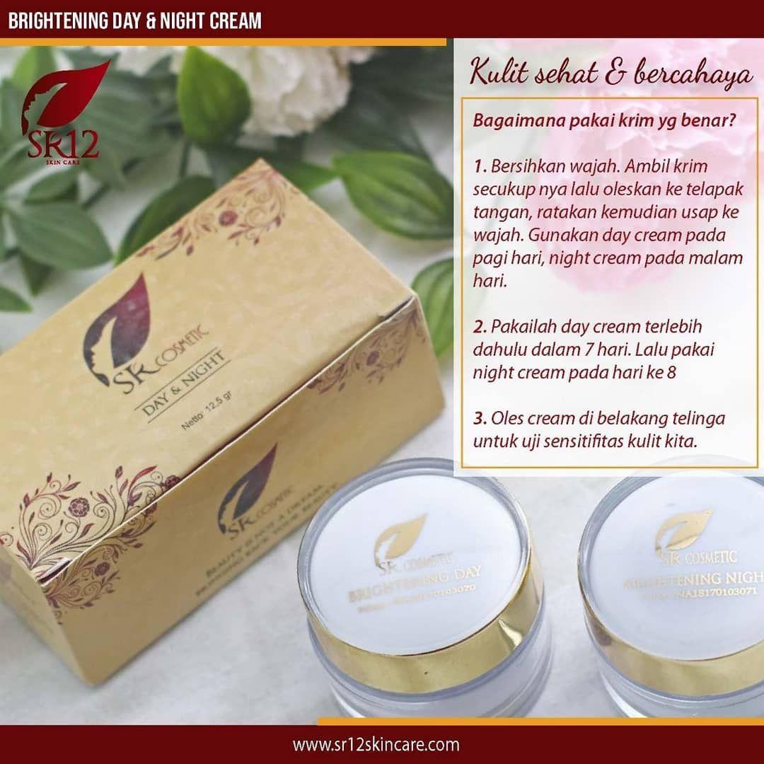 Brightening Cream Untuk kamu yang mempunyai kulit