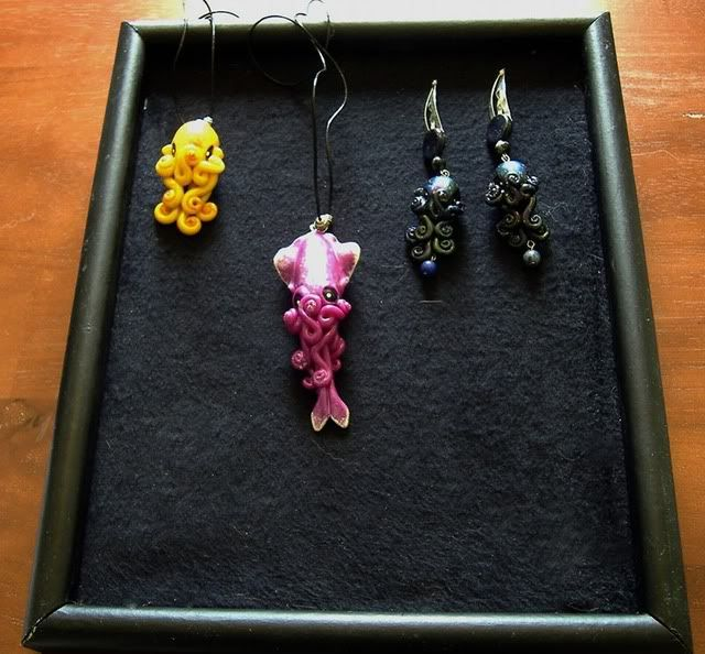 Make Your Own Jewelry Displays for Craft Shows