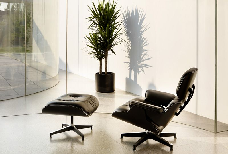 Chaise lounge y descansapies Eames - Chaise lounge - Herman Miller Disponible en Ufficio Arquitectura y mobiliario. http://ufficio.com.mx/index.html