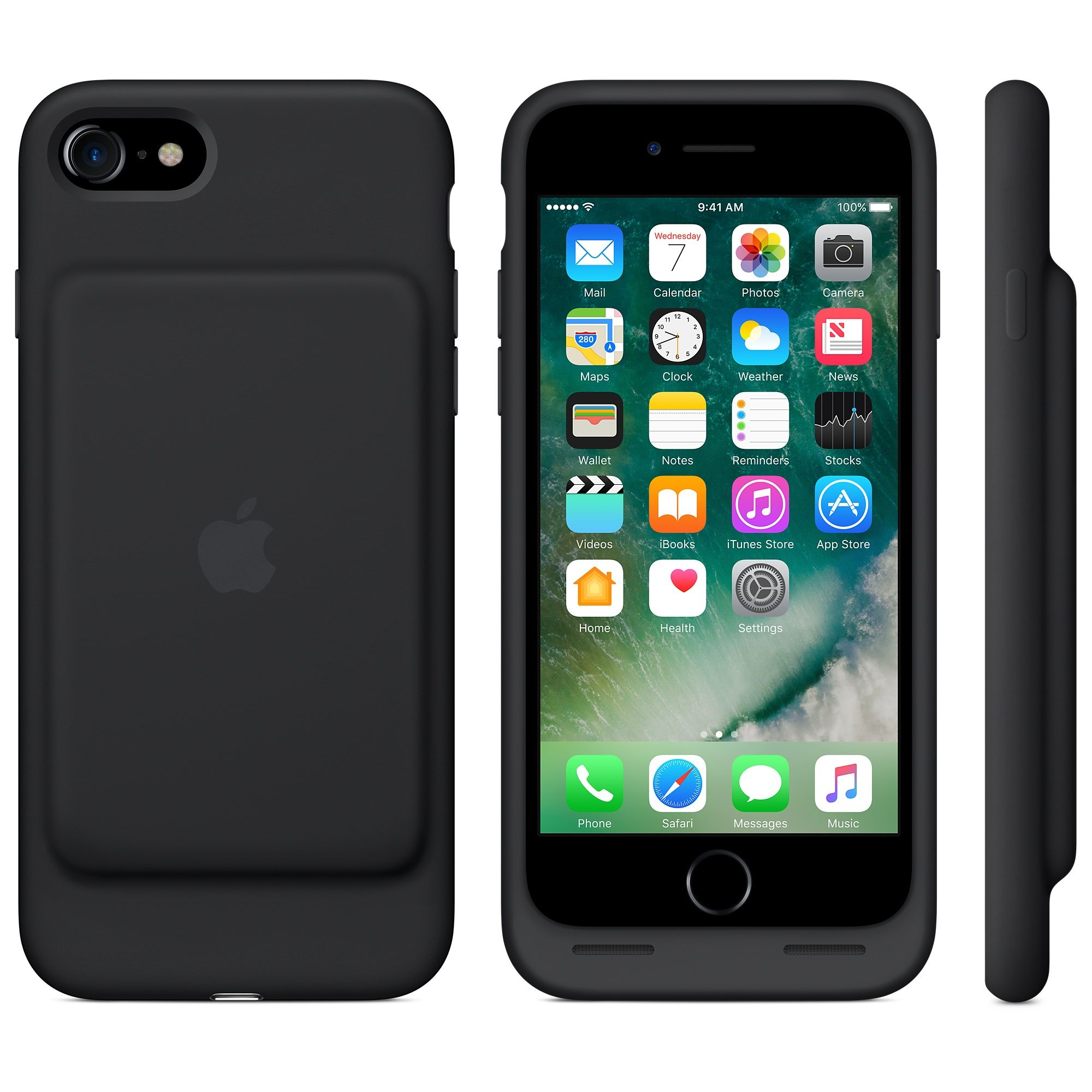 iPhone 7 Smart Battery Case - (PRODUCT)RED   Iphone, Apple iphone case,  Iphone 7