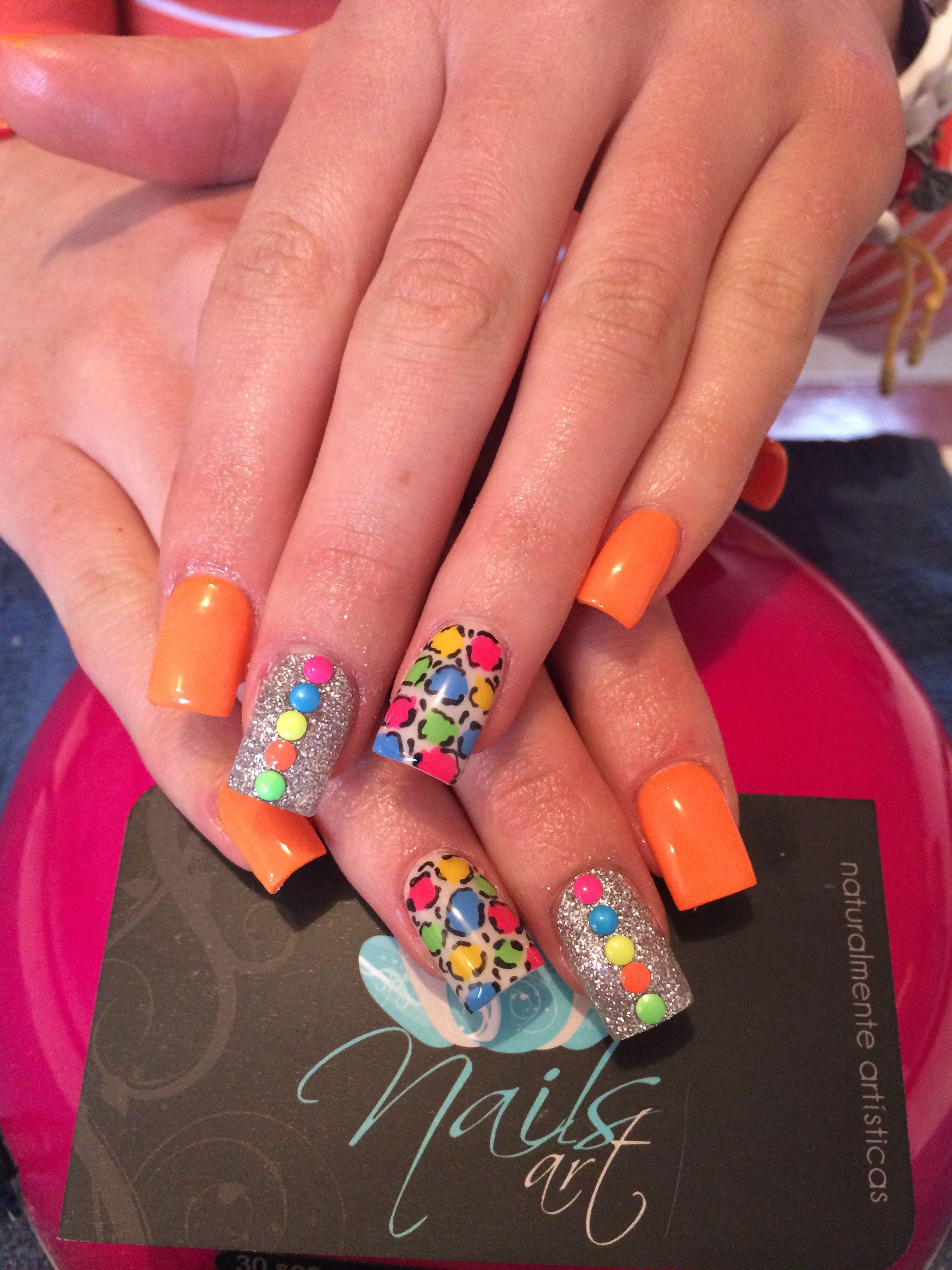 Nails art, acrylic nails, nails   Art nails   Pinterest   Uña ...