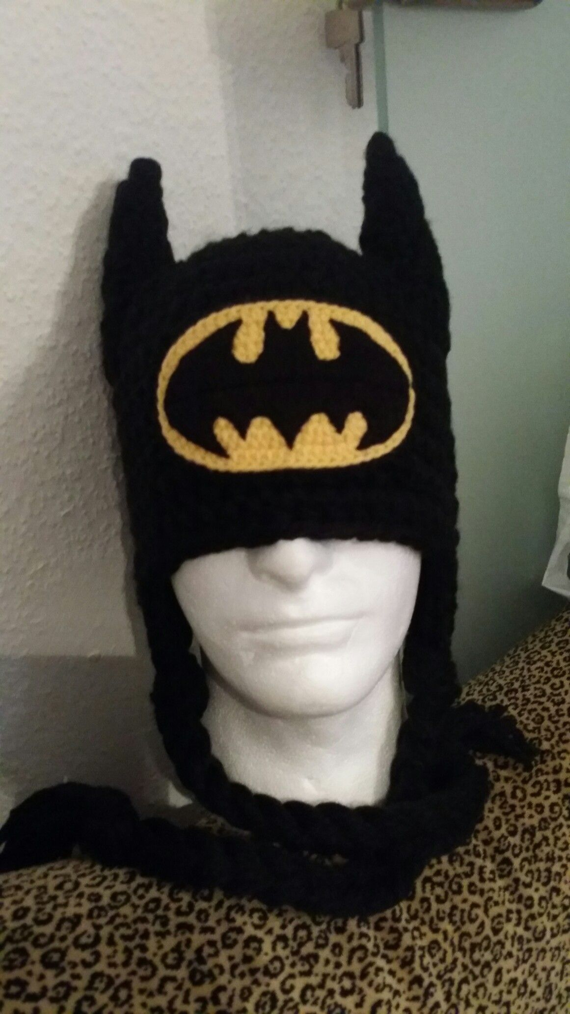 Beste Häkeln Batman Hutmuster Galerie - Strickmuster-Ideen ...