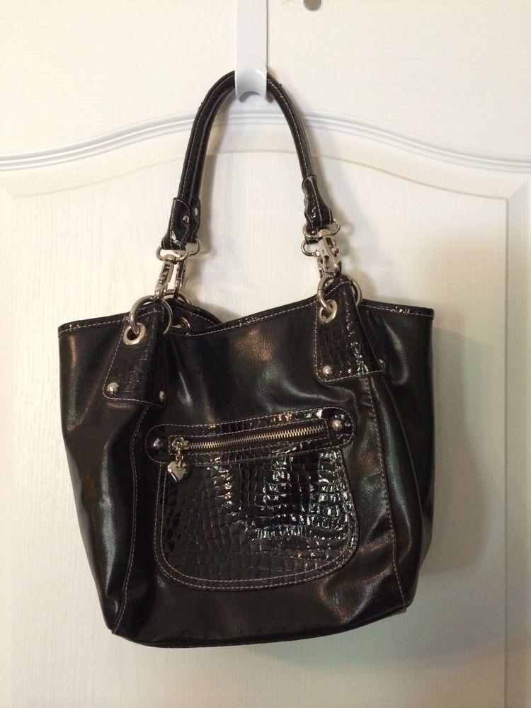 Kathy Van Zeeland Handbag Purse Shoulder Bag