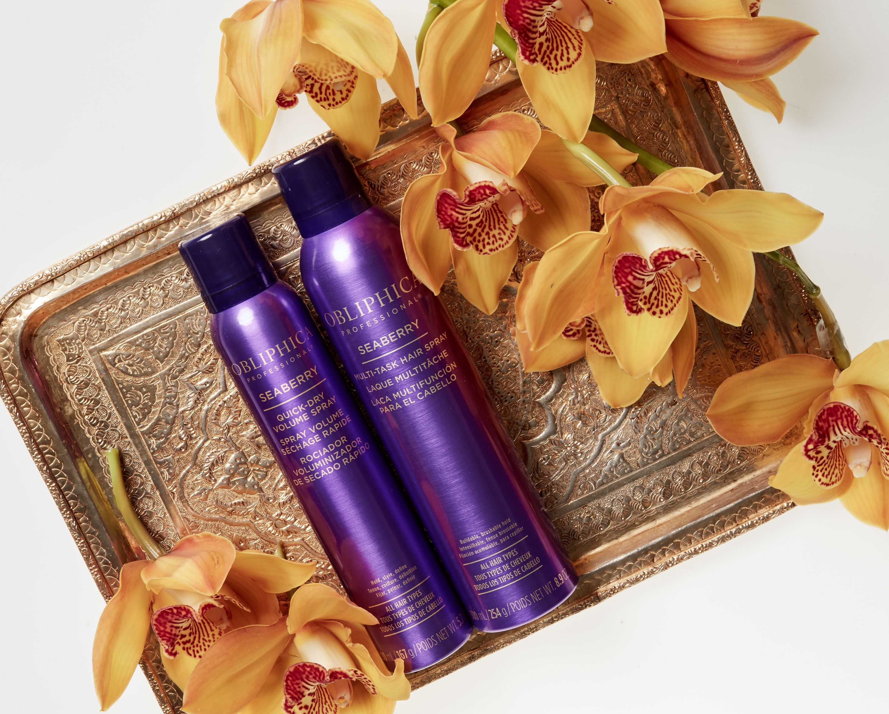 Obliphica Seaberry Hair Styling Products in 2020 Beauty