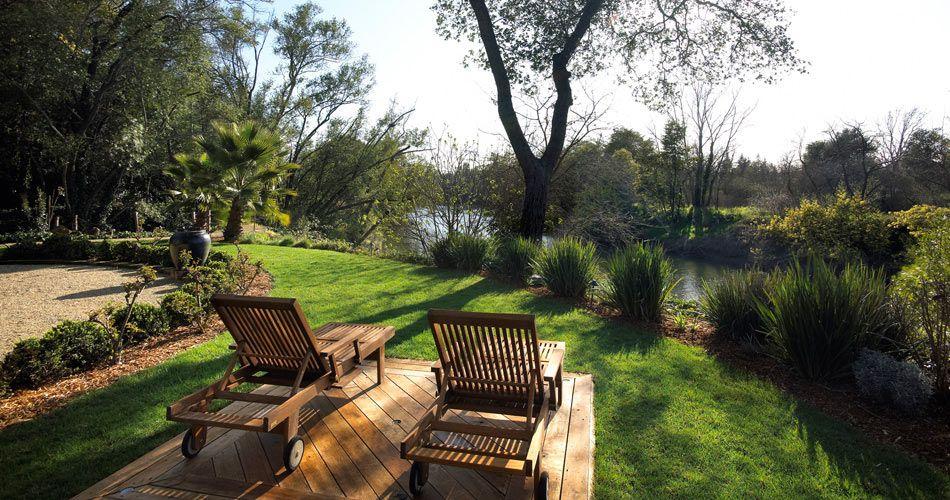Luxury Napa Valley Hotels Milliken Creek Inn Spa In California Hotel