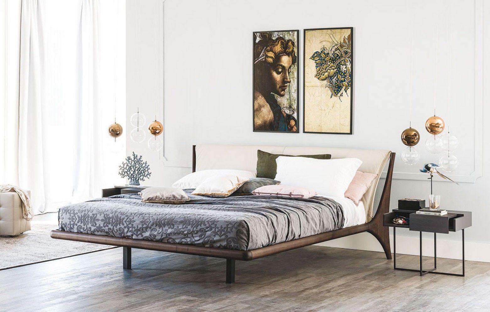 Das Modell Nelson Von Cattelan Vermittelt Genau Das Was Ein Bett