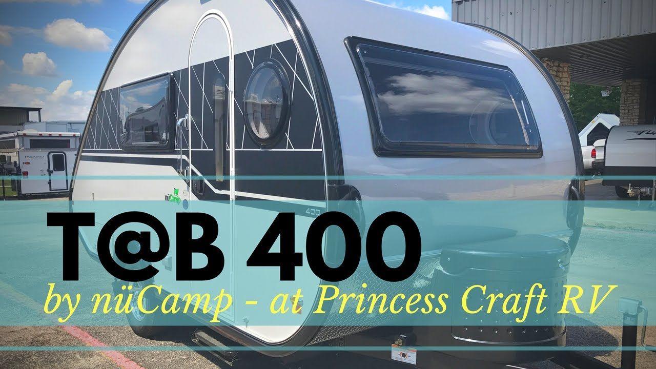 2018 Tab 400 By Nucamp At Princess Craft Rv Walk Through Tour
