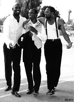Richard T Jones Taye Diggs And Omar Epps In The Wood My Absolute Favorite African American Movies Omar Epps New Jack Swing