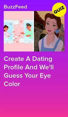 Buzzfeed Dating-Profile