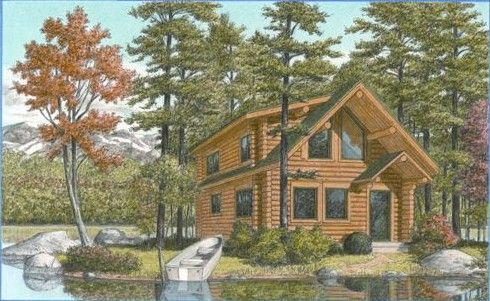 Alaskan Model log homes for sale in Gallatin Gateway | Alaska ...
