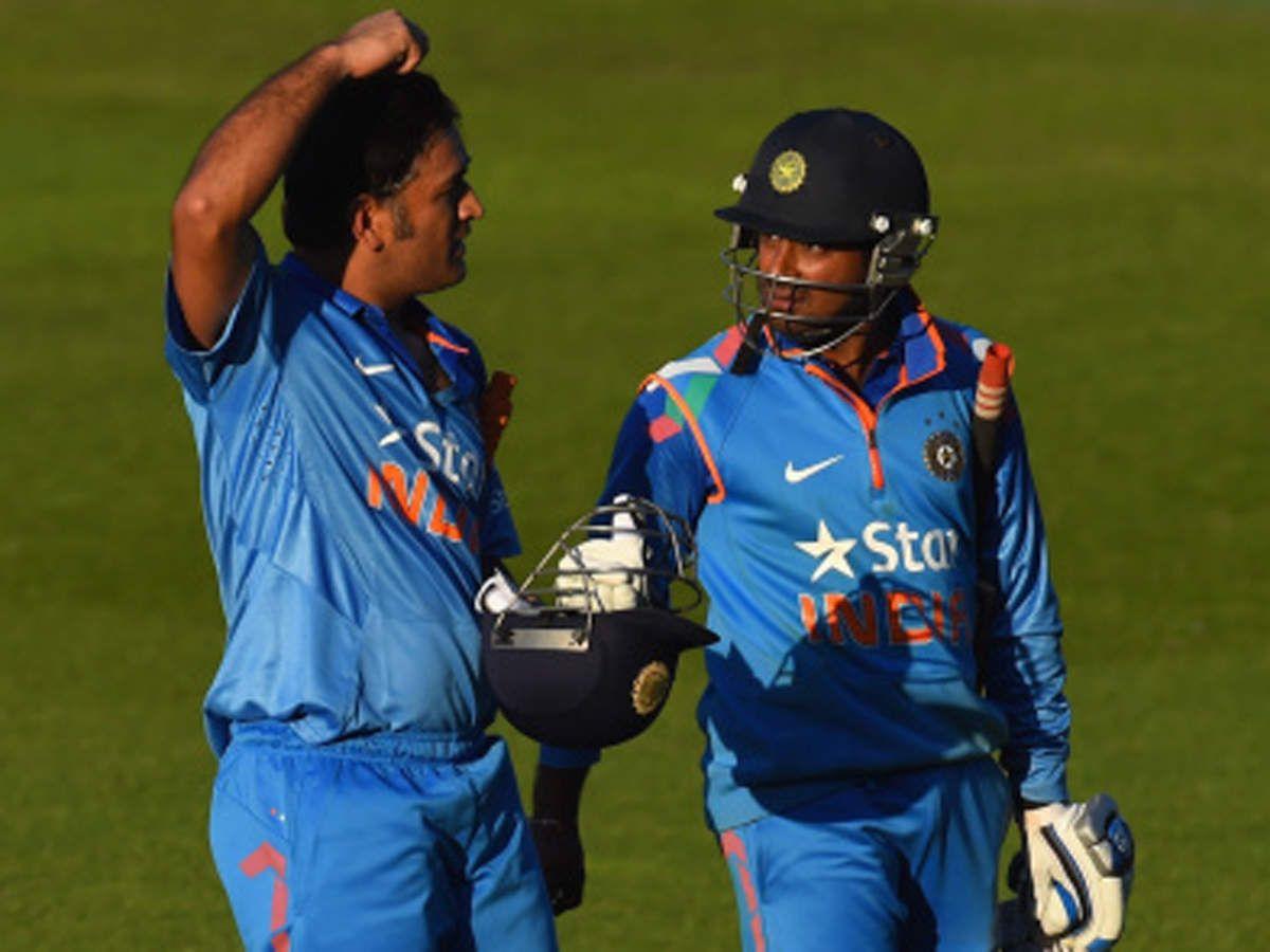 Rayudu looks up to 'everybody's goto man' Dhoni ahead of