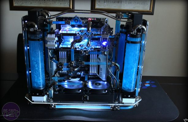 Bit-tech Mod of the Year 2015 In Association With Corsair L3pipe by l3p