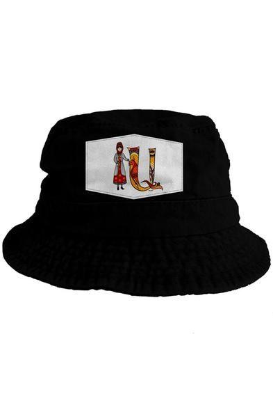 Armenian Alphabet Bucket Hat