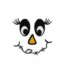 Image result for scarecrow face clipart   Scarecrow face ...