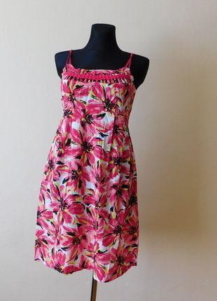 Tu Sukienka Letnia Kwiaty 38 40 Summer Dresses Dresses Fashion