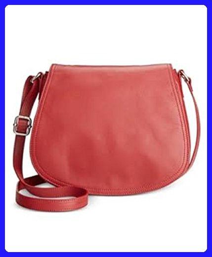 REAL soft Leather Satchel Shoulder handbag bag Trendy designer style Rosa Benini