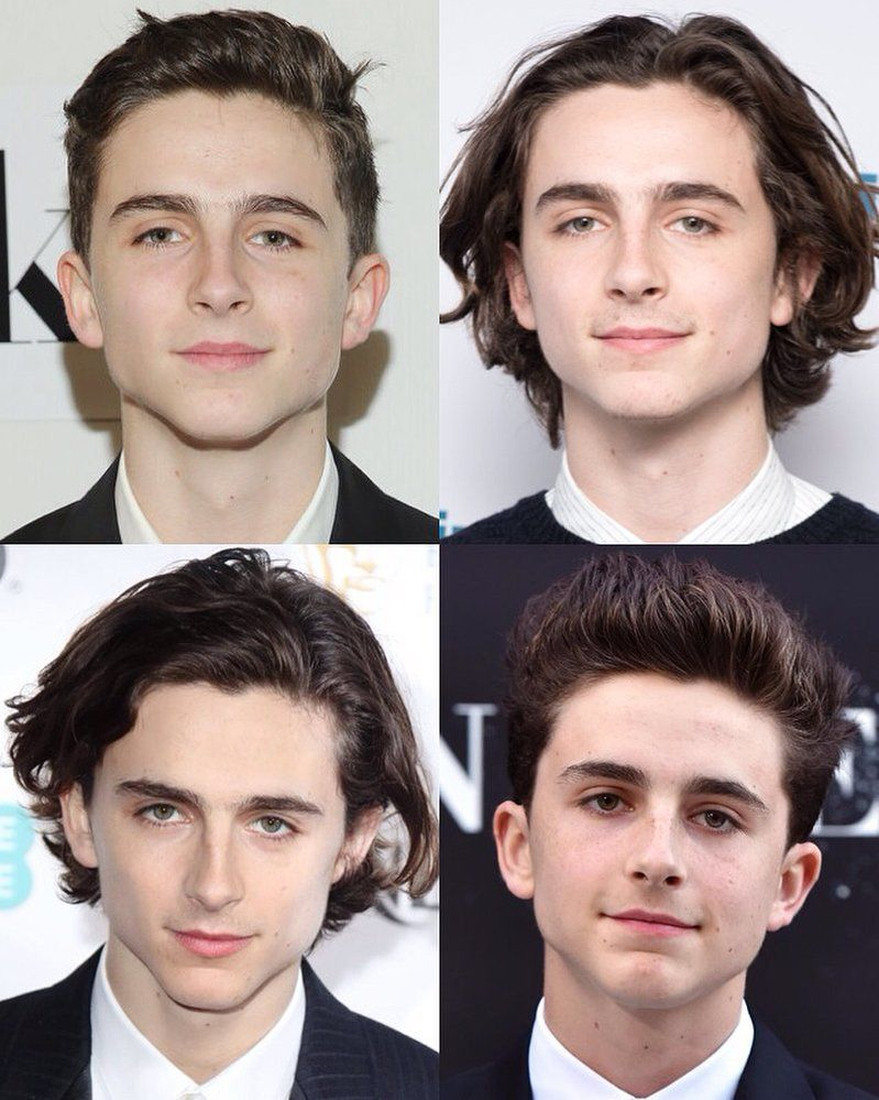 Timmy Looks Gorgeous Both In Short Hair And Long Hair Short Hair Styles Long Hair Styles Hair
