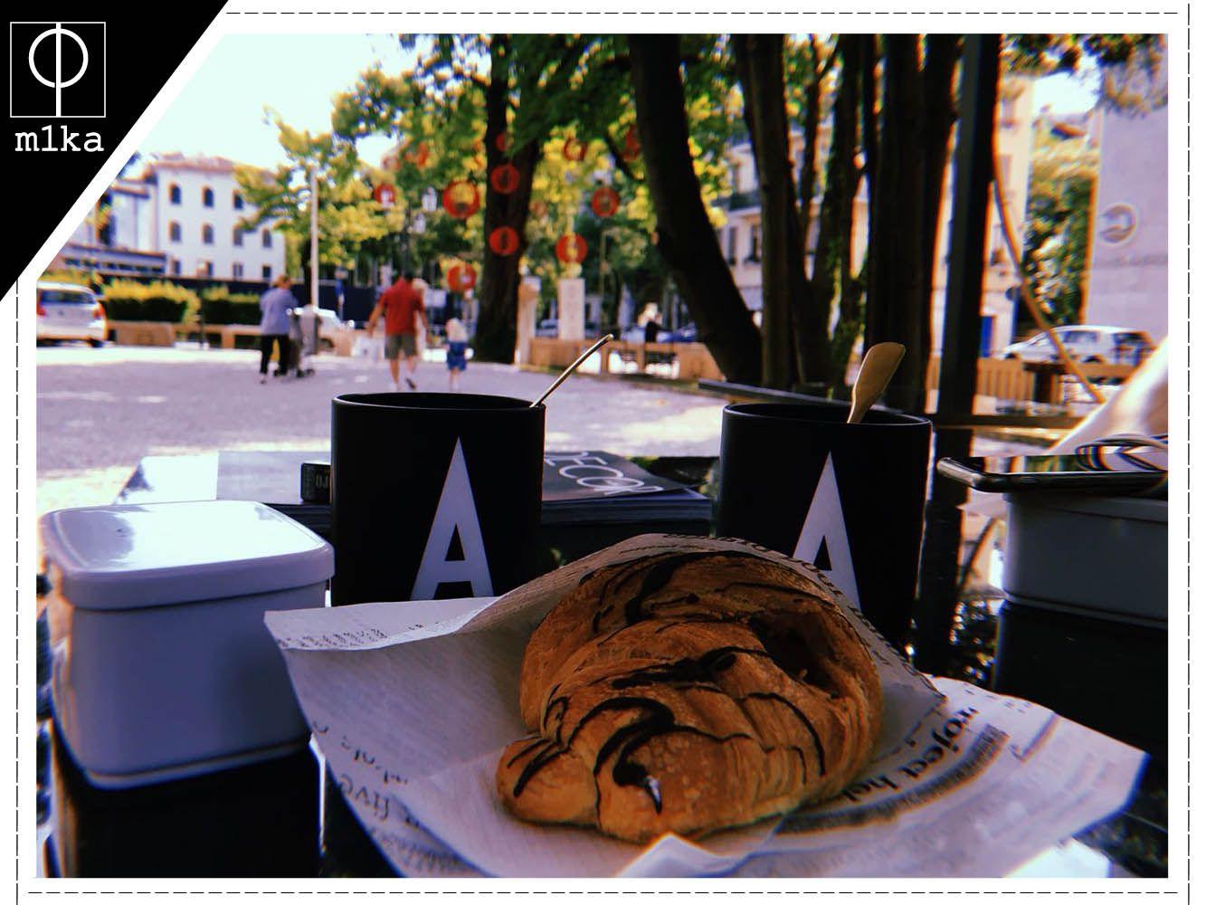 Colazione In Giardino In Piazza Del Duomo A Treviso Sì Si